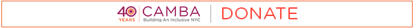 CAMBA, Building an Inclusive NYC, Donate Today