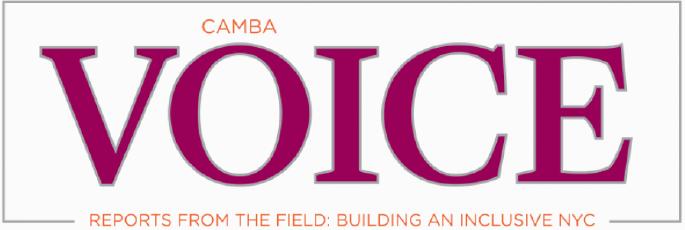CAMBA Voice Blog